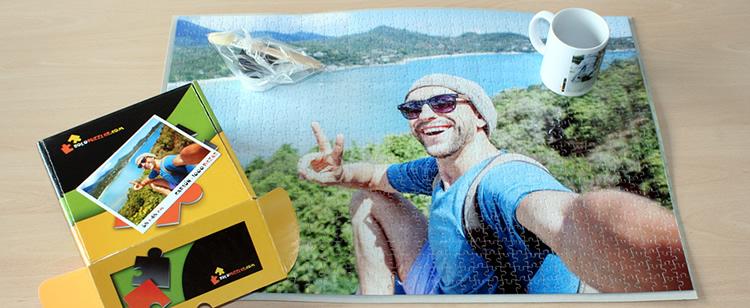 Personalizar un puzzle con tu foto
