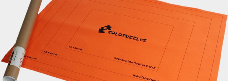 puzzle roll de Solopuzzles