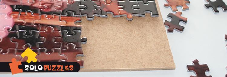 tablero para puzzles